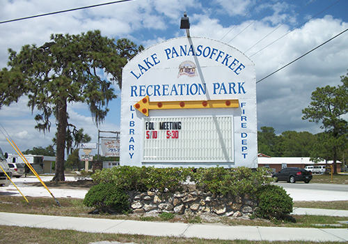 Lamp Repair in Lake Panasoffkee, Florida